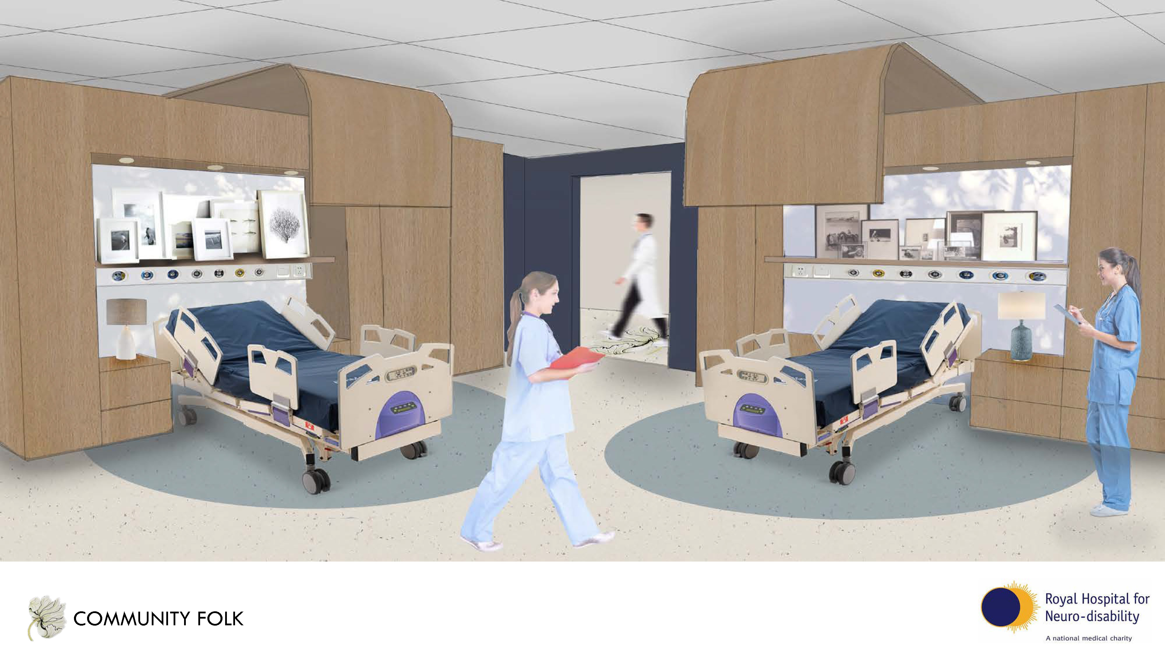 RHN Group Project 8 - Commercial Hospital Ward Community Folk
