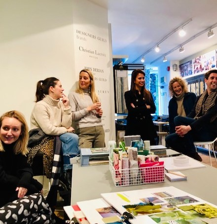 Industry Workshop with Designers Guild