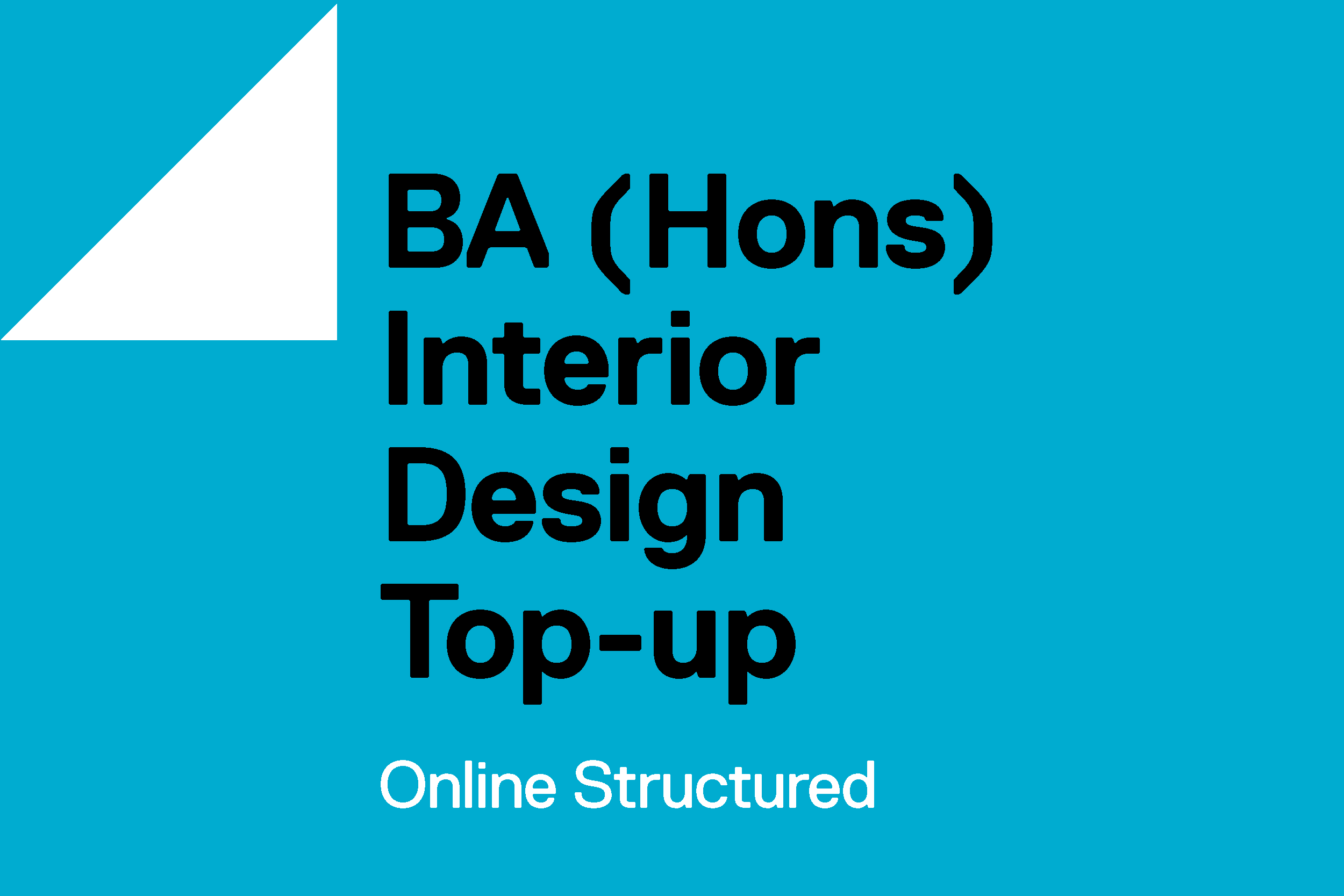 Graphic thumbnail BA Hons Top-up Online