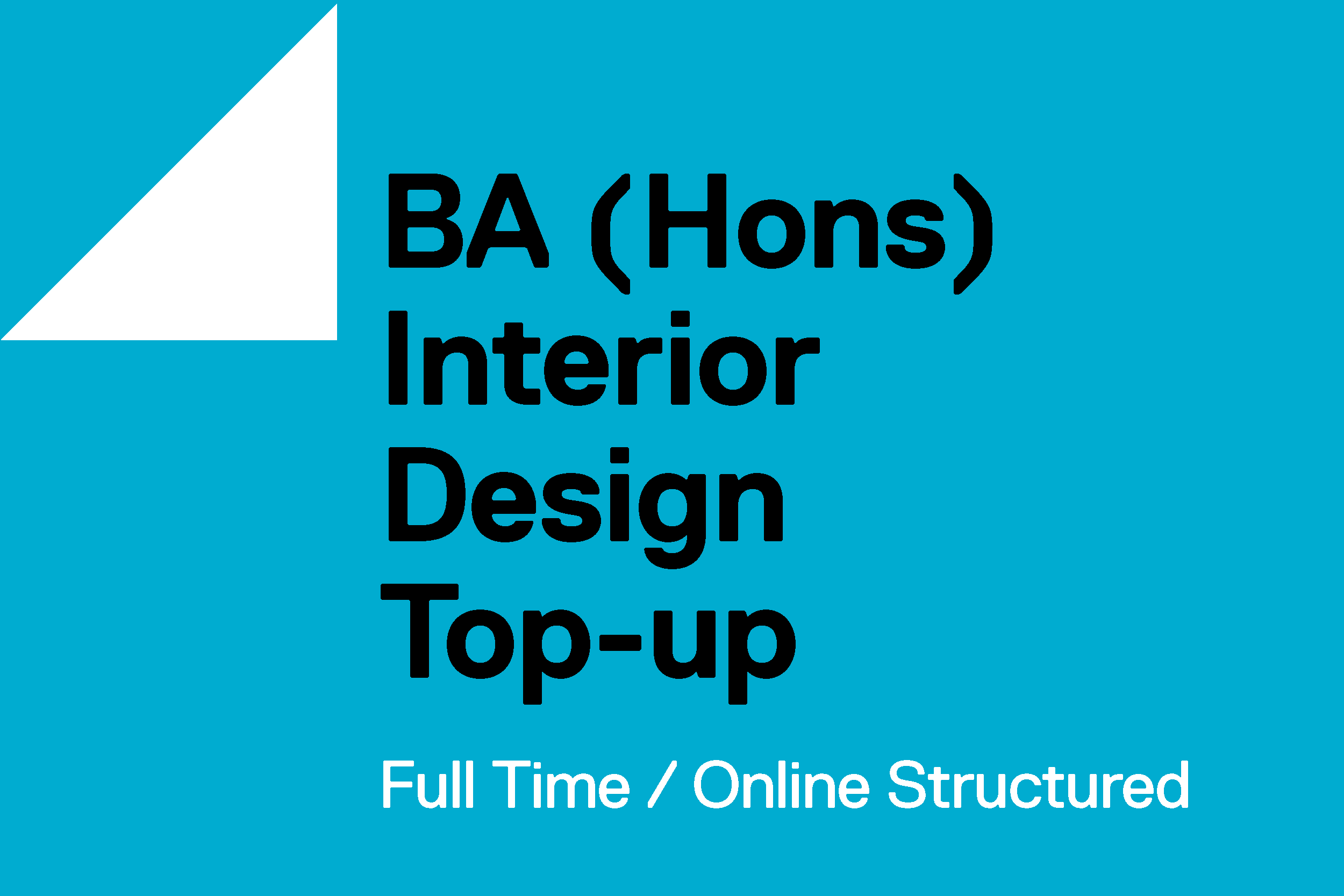 Thumbnail Graphic BA (Hons)Top-up Interior Design