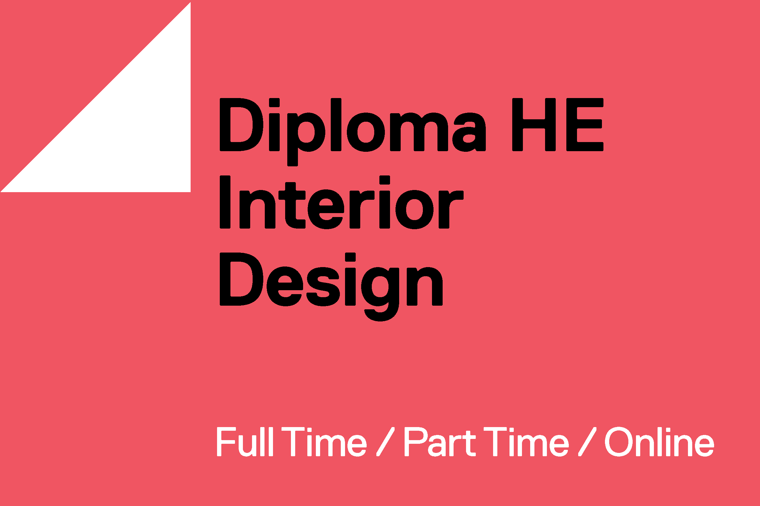 Thumbnail Graphic Diploma HE Interior Design