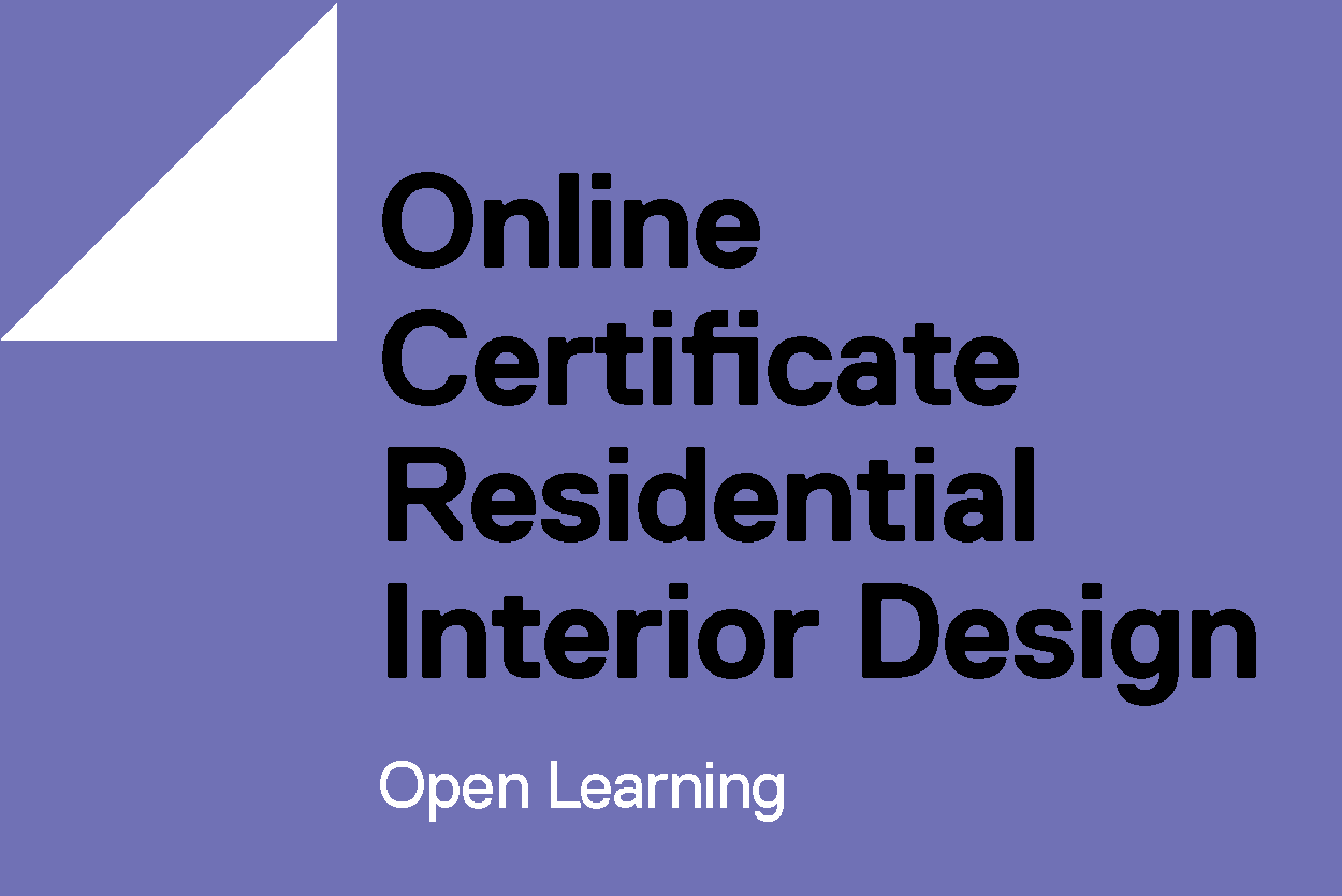 Thumbnail Graphic Online Certificate Interior Design