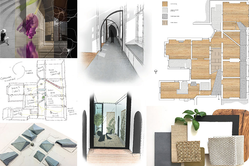 Diploma HE Interior Design - Project 5