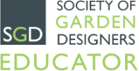 Educator recognised by Society of Garden Designers