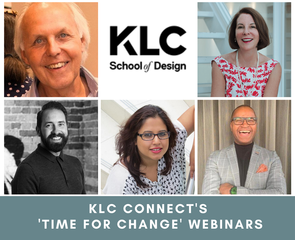 KLC Connect Webinar - Time for Change 1
