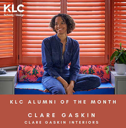 KLC Alumni of the month - Clare Gaskin